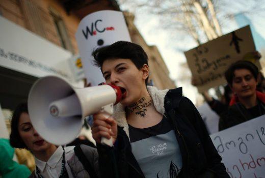 aktivistka